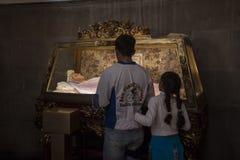 De Guadalupe Basilica Foto de Stock Royalty Free