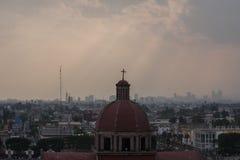 De Guadalupe Basilica Foto de Stock