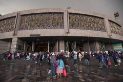 De Guadalupe Basilica Imagem de Stock