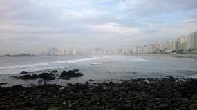 ¡ de Guarujà - Pitangueiras photographie stock libre de droits