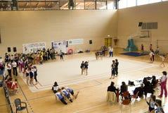 De gymnastiek van de Kop G.p.T van Italië Royalty-vrije Stock Afbeeldingen