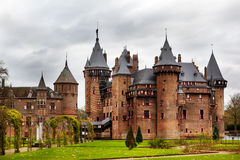 De Haar Castle Royalty Free Stock Photography
