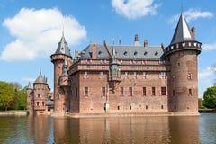 De Haar castle Royalty Free Stock Photo