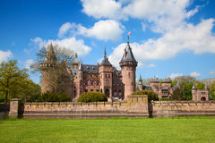 De Haar castle Stock Images