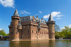 De Haar castle Royalty Free Stock Image