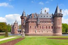 De Haar castle Royalty Free Stock Images