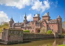 De Haar castle Royalty Free Stock Photography