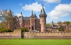 De Haar castle Stock Photo
