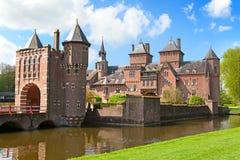 De Haar castle Stock Photos