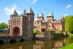 De Haar castle Stock Image