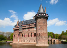 De Haar castle Royalty Free Stock Image