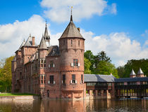 De Haar castle Royalty Free Stock Photo