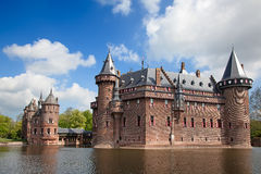 De Haar castle Royalty Free Stock Images