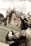 de haar kasteel 库存照片