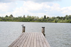 De Haarrijnse Plas Royalty Free Stock Photos
