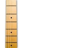 De hals van de gitaar Royalty-vrije Stock Afbeelding