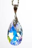 De halsband van de diamant Stock Foto