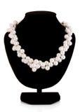 De halsband van de parel Royalty-vrije Stock Afbeeldingen