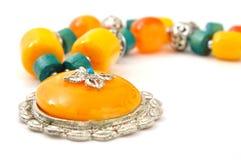 De halsband van de steen Royalty-vrije Stock Fotografie
