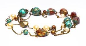 De halsband van de steen Royalty-vrije Stock Foto