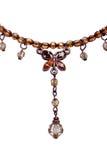 De halsband van de vlinder royalty-vrije stock fotografie
