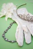 De halsband van het huwelijk Stock Fotografie