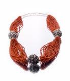 De halsband van het koraal Stock Foto