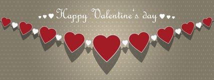 De halsband van Valentine Royalty-vrije Stock Fotografie