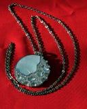 De halsband van Woman´s Royalty-vrije Stock Fotografie