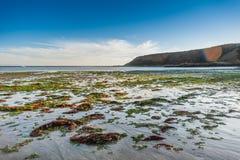 De halve Baai van de Maan Stock Foto's