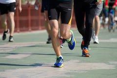 De halve marathon van Kiev Royalty-vrije Stock Foto's