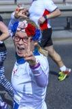 De Halve Marathon 2016 van Warshau Stock Foto