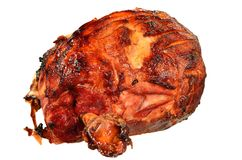 De Ham van het braadstuk Royalty-vrije Stock Afbeelding