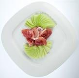 De ham van Parma Royalty-vrije Stock Foto's