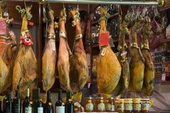 De Ham van Serrano - Spanje Royalty-vrije Stock Foto's