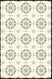 de hand drawnd wijnoogst kijkt ontworpen patroon Royalty-vrije Stock Foto's