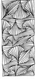 De hand trekt paradox vector illustratie