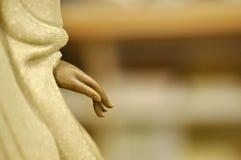 De hand van Boddhisattva royalty-vrije stock foto's