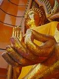 De hand van Boedha Stock Afbeeldingen