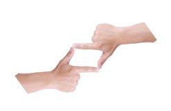 De hand van de mens. Royalty-vrije Stock Fotografie