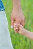De hand van het kind Royalty-vrije Stock Fotografie
