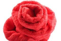De handdoek nam toe Royalty-vrije Stock Afbeelding