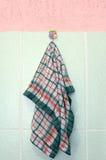 De handdoek van de keuken. Royalty-vrije Stock Afbeelding