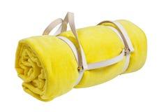 De handdoek van het strand Stock Afbeelding