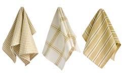 De Handdoeken van de keuken Stock Fotografie