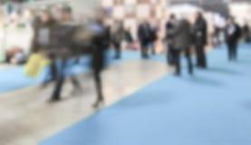 De handel toont achtergrond met een opzettelijk toegepast onduidelijk beeldeffect stock afbeeldingen