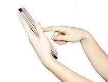 Het gebaar van handen. royalty-vrije stock afbeelding