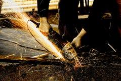 De handen van de molen 's Stock Afbeeldingen