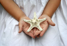 De handen van het kind Royalty-vrije Stock Afbeeldingen