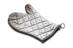 De handschoen van het baksel Stock Afbeeldingen